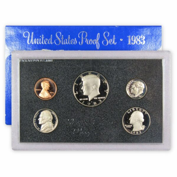 Coins & Coin Proofs Sets